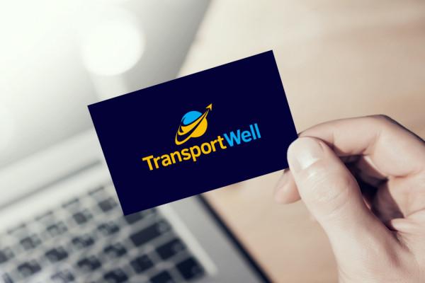Sample branding #3 for Transportwell