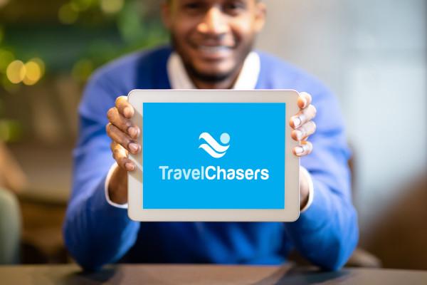 Sample branding #1 for Travelchasers