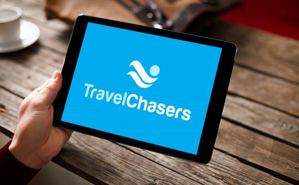Sample branding #2 for Travelchasers