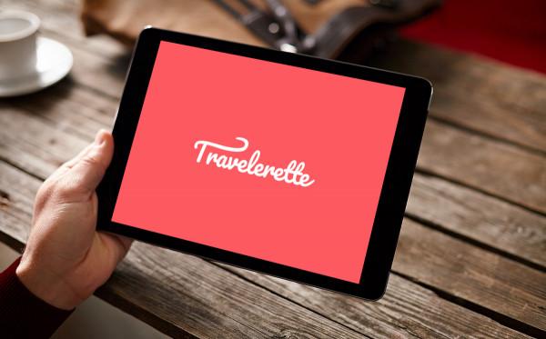Sample branding #1 for Travelerette