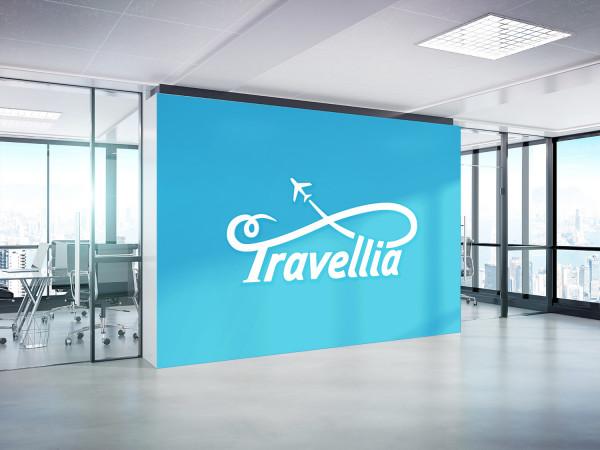 Sample branding #2 for Travellia