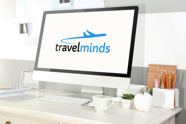 Sample branding #2 for Travelminds