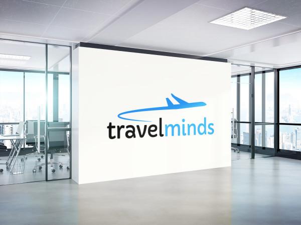 Sample branding #1 for Travelminds