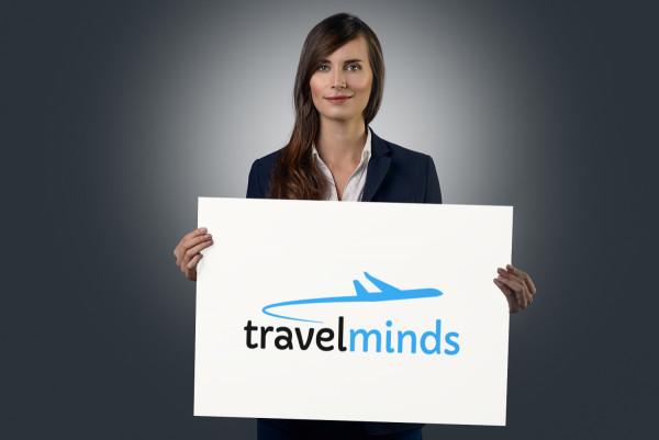 Sample branding #3 for Travelminds