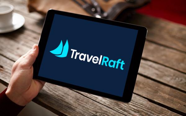 Sample branding #3 for Travelraft
