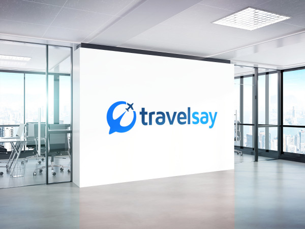 Sample branding #1 for Travelsay