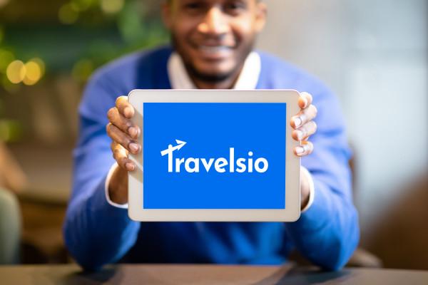 Sample branding #1 for Travelsio