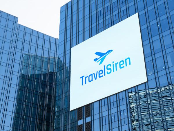 Sample branding #2 for Travelsiren