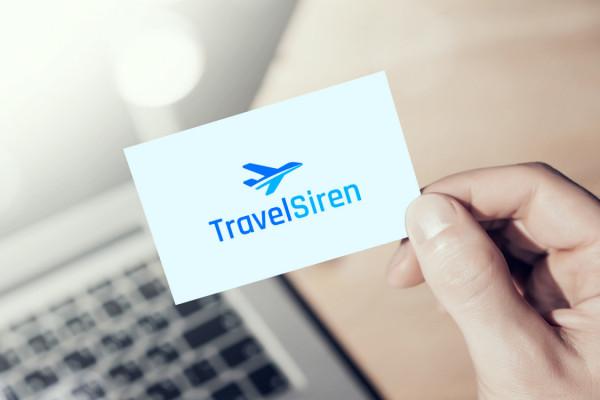 Sample branding #3 for Travelsiren