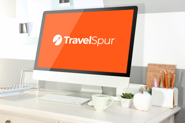 Sample branding #3 for Travelspur