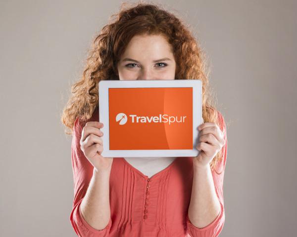 Sample branding #1 for Travelspur