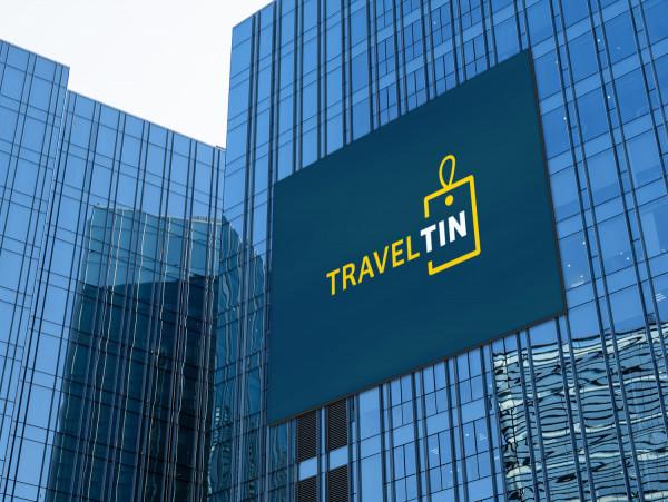 Sample branding #2 for Traveltin