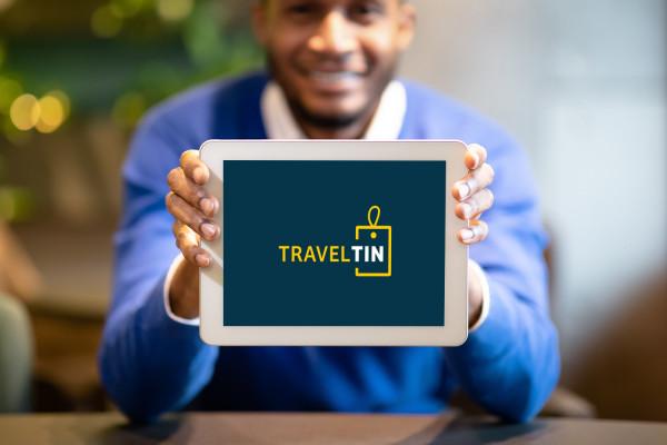 Sample branding #3 for Traveltin