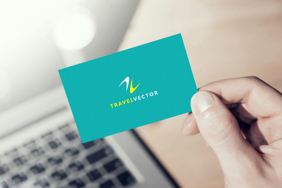 Sample branding #3 for Travelvector