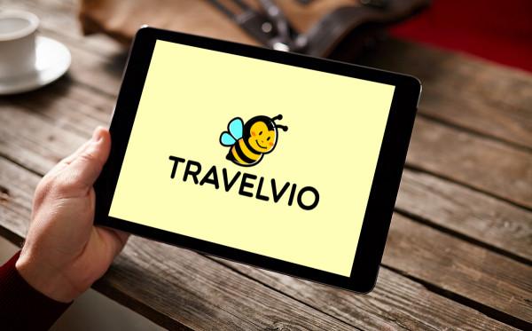 Sample branding #1 for Travelvio