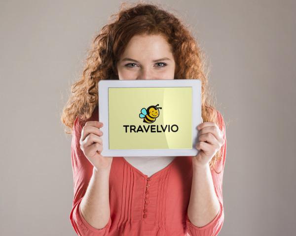 Sample branding #2 for Travelvio