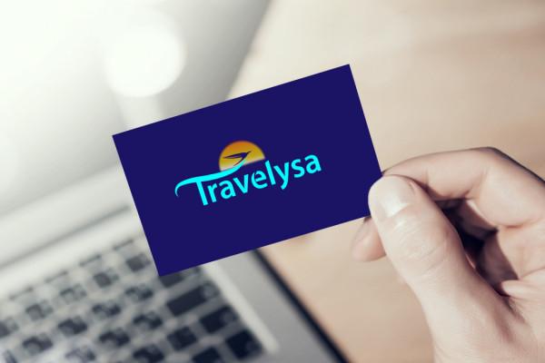 Sample branding #2 for Travelysa