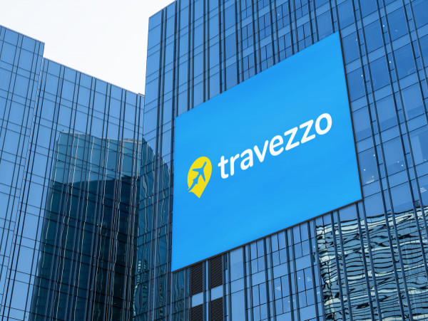 Sample branding #2 for Travezzo
