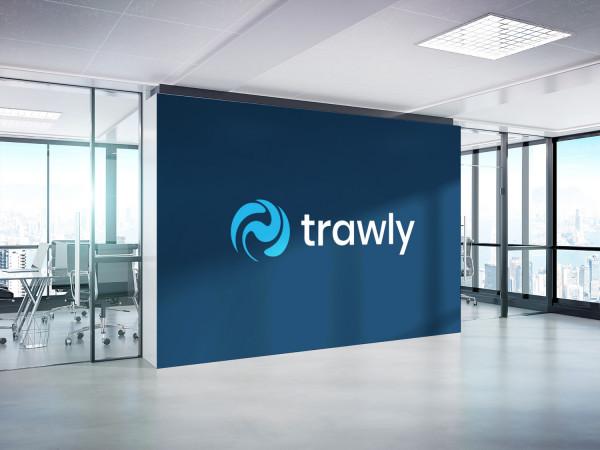 Sample branding #2 for Trawly