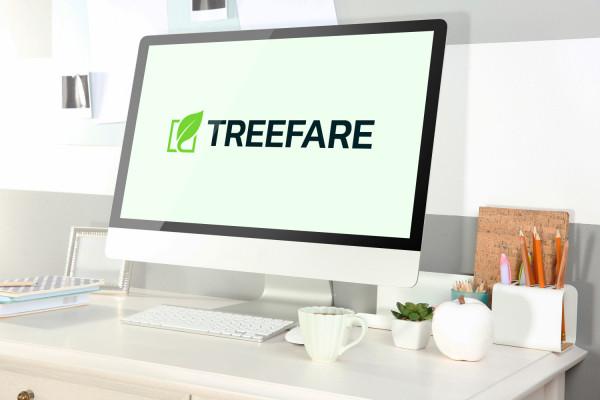 Sample branding #1 for Treefare