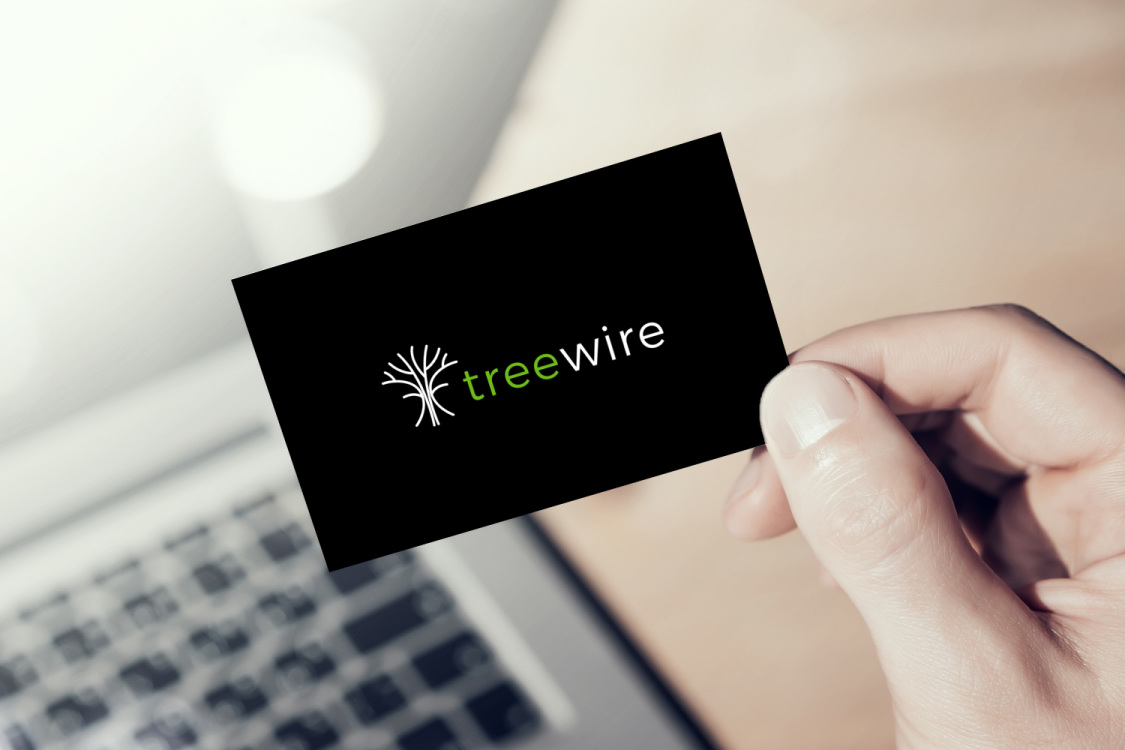 Sample branding #1 for Treewire