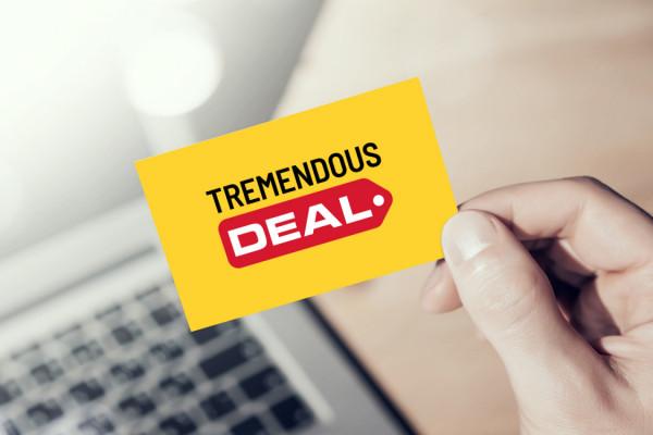 Sample branding #2 for Tremendousdeal