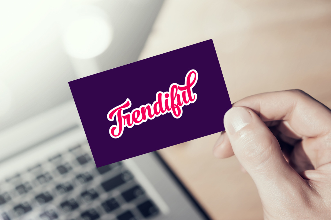 Sample branding #3 for Trendiful
