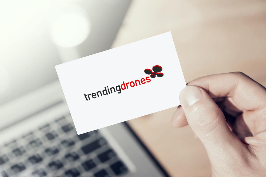 Sample branding #3 for Trendingdrones