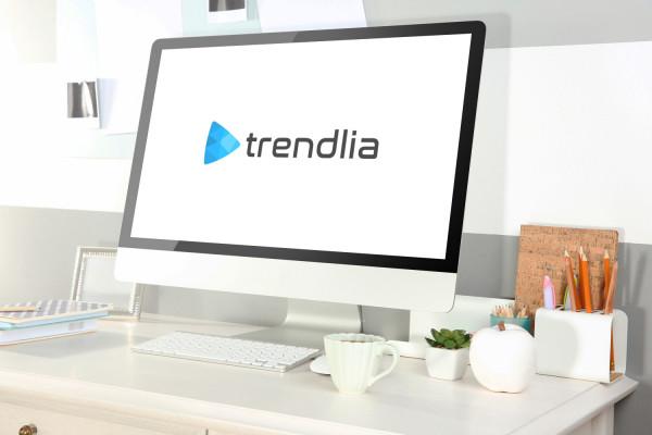 Sample branding #3 for Trendlia