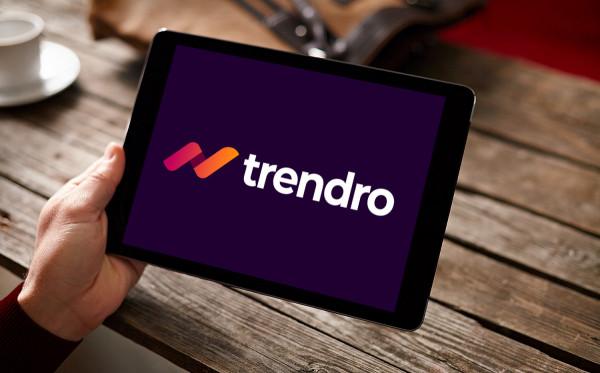 Sample branding #2 for Trendro