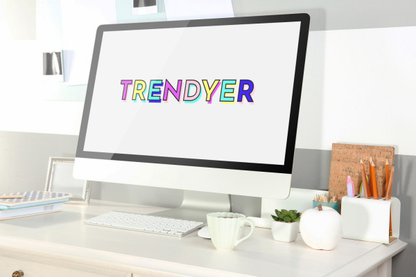 Sample branding #3 for Trendyer