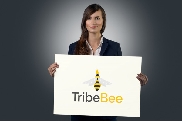 Sample branding #1 for Tribebee