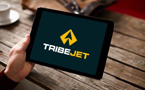 Sample branding #3 for Tribejet