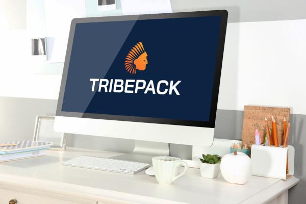 Sample branding #1 for Tribepack