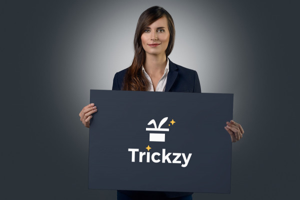 Sample branding #2 for Trickzy