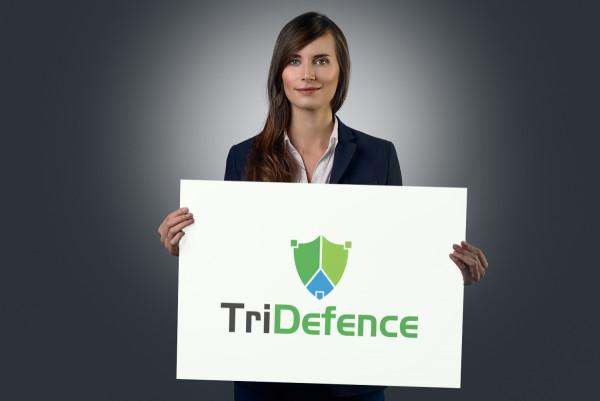 Sample branding #1 for Tridefence