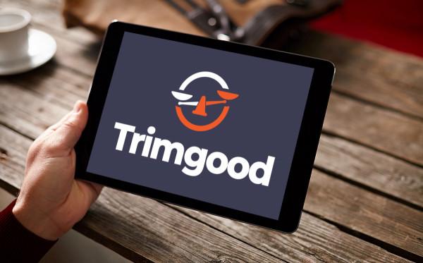 Sample branding #2 for Trimgood