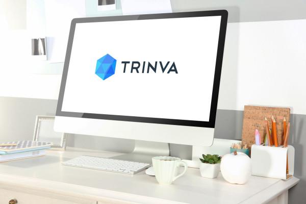 Sample branding #1 for Trinva