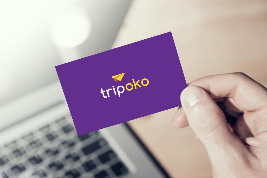 Sample branding #2 for Tripoko