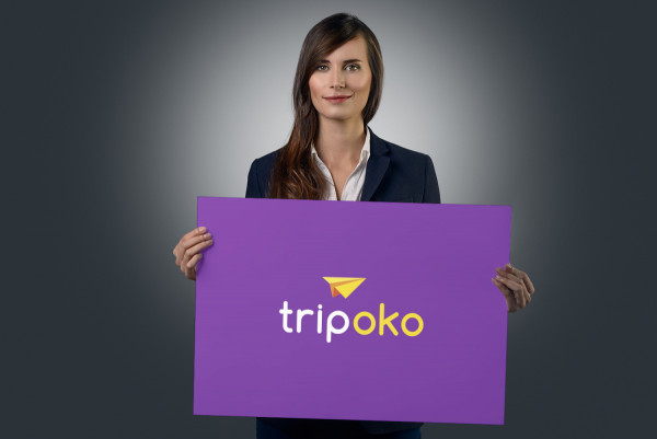 Sample branding #2 for Tripoko