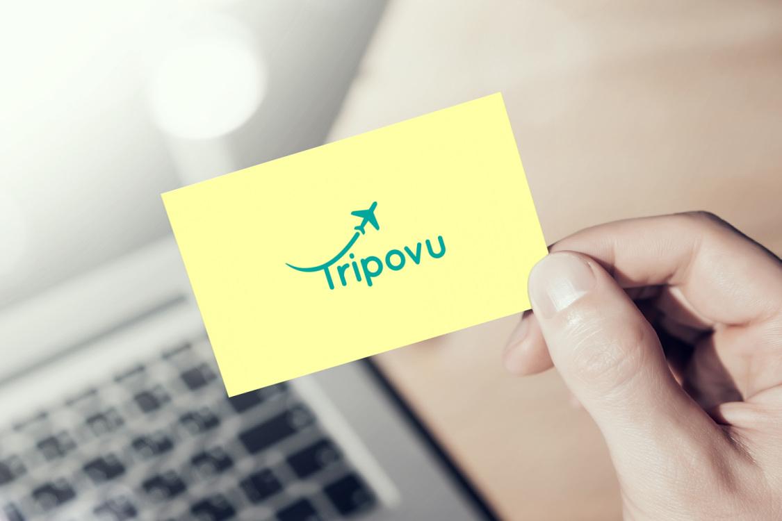 Sample branding #2 for Tripovu