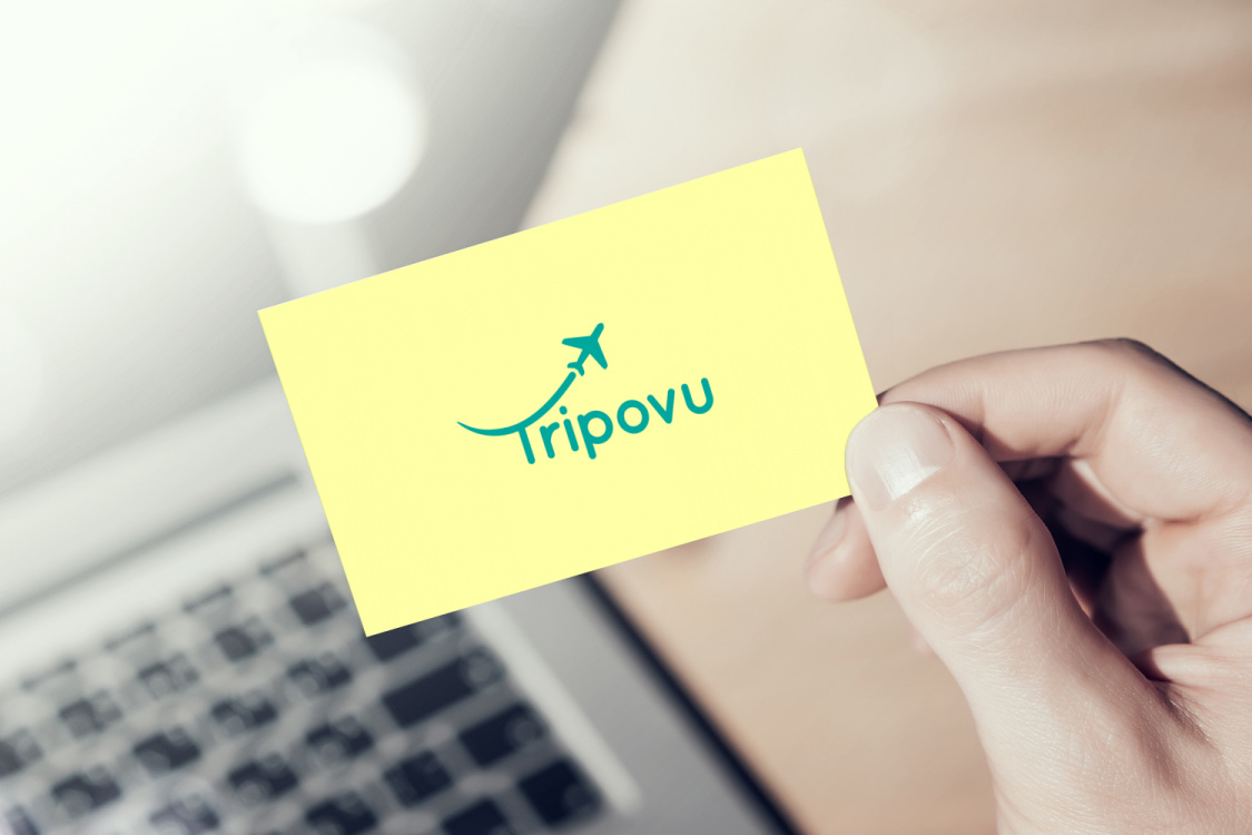 Sample branding #2 for Tripovu