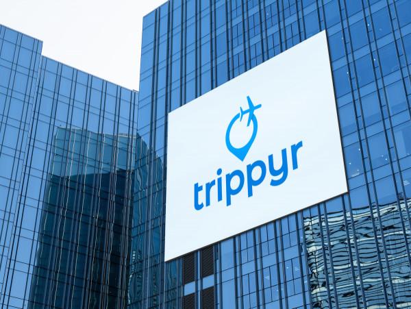 Sample branding #1 for Trippyr