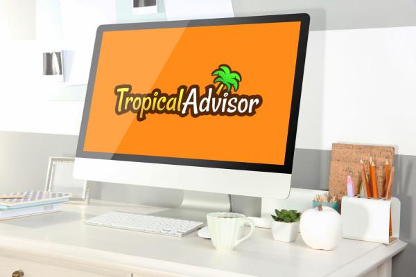 Sample branding #2 for Tropicaladvisor