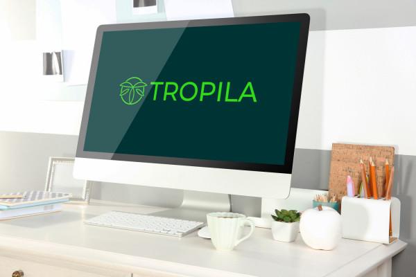 Sample branding #2 for Tropila