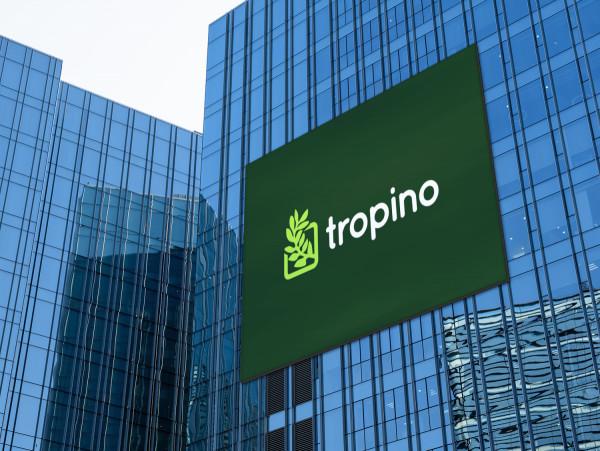 Sample branding #1 for Tropino