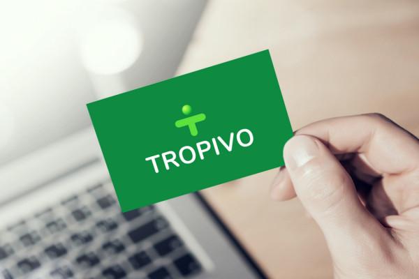 Sample branding #2 for Tropivo