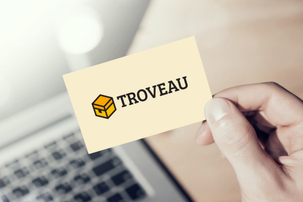 Sample branding #1 for Troveau