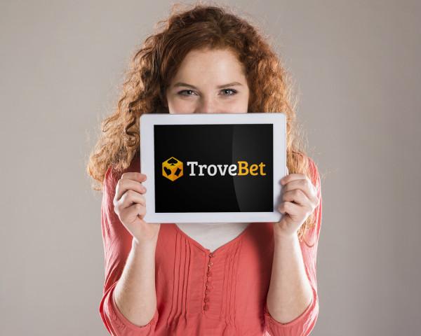 Sample branding #2 for Trovebet