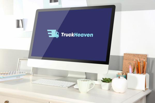 Sample branding #3 for Truckheaven